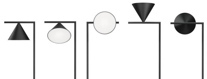 FLOS Captain Flint by Michael Anastassiades